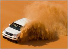Desert Safari and Dune Bashing Experience in Dubai and Abu Dhabi