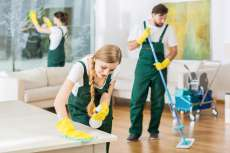 Sparkling Cleaning Services Company