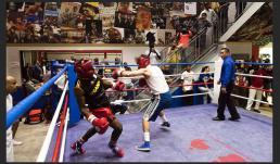 Boxing Clubs in Dubai/Sharjah
